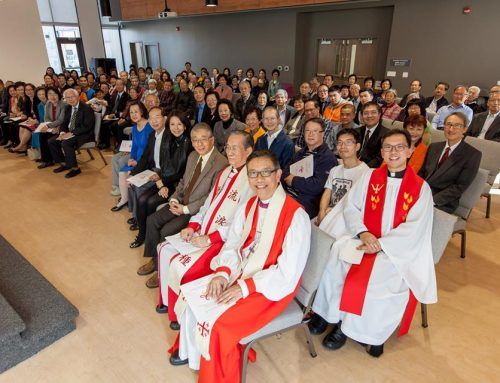 Toronto Emmanuel Church: God's Work and Invitation