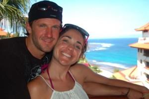 Brit and Katie Carpenter