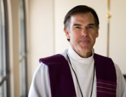 From the Apostolic Vicar: Bishop Chuck Murphy enters Hope Everlasting
