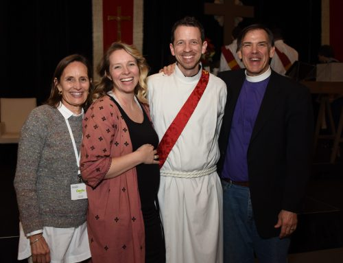 Coming Home: My Ordination Experience