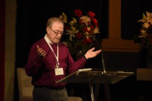 Bishop Gerry leads morning prayer at Winter Conference 2016