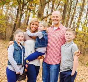 Bridgham Family Picture