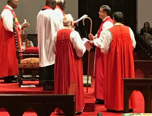 From the Apostolic Vicar: +Matt Kessler Consecration