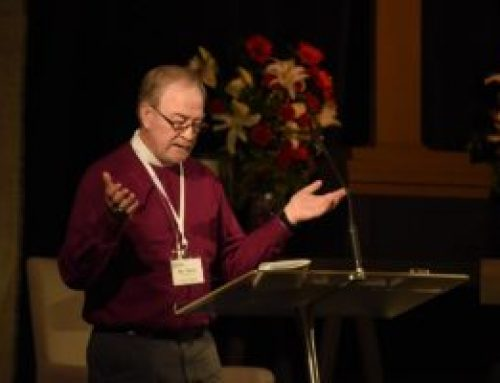 Coffee with a Friend: Bishop Gerry Schnackenberg