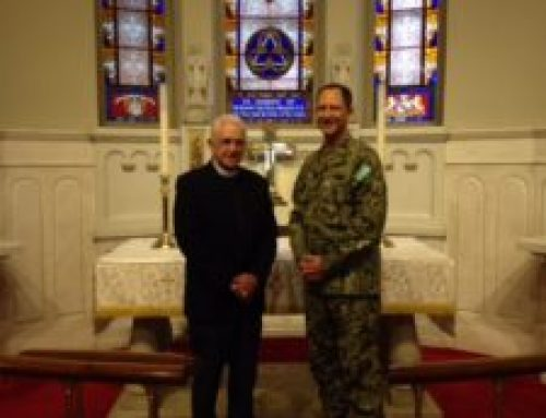 Meet Dr. Robert+ Grant: Military Chaplain Endorser