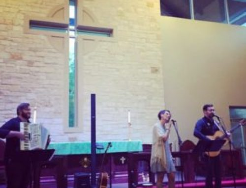 Liturgical Folk Thanksgiving Tour