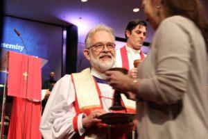 Coffee with a Friend: Bishop Dan Scott