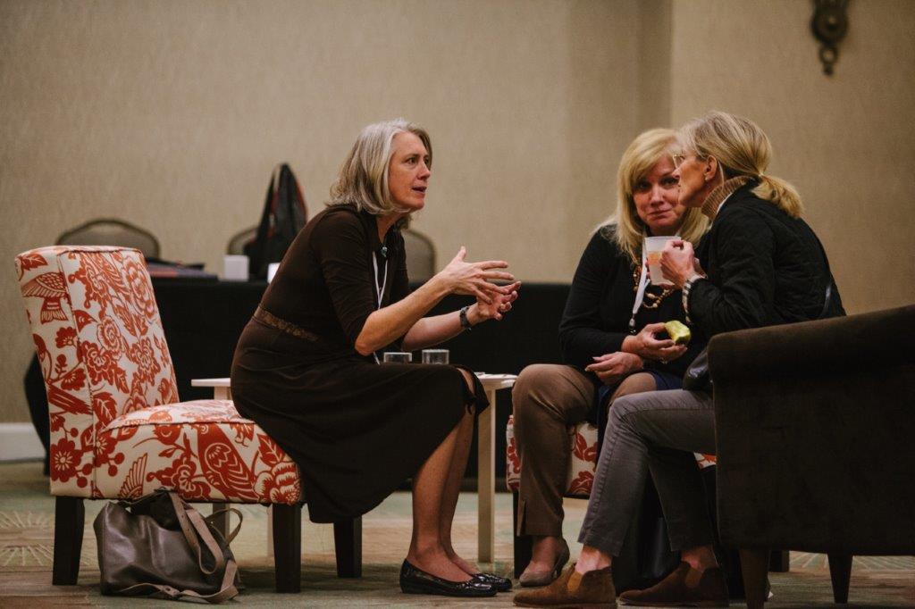 Cherith Fee Nordling, Lyn Baker, Kissy Blanchat