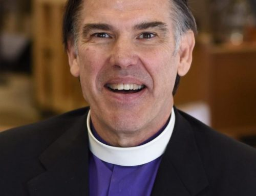 From The Lead Bishop: Spiritual Formation