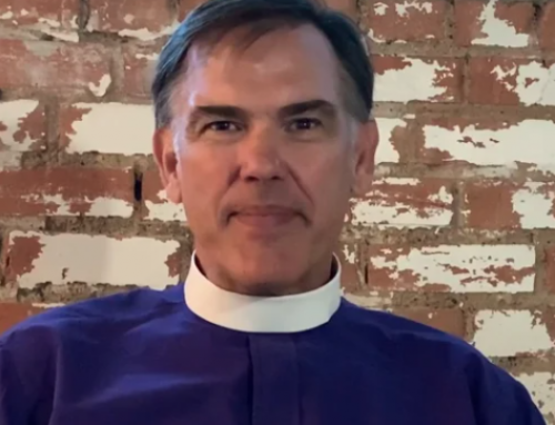 From the Lead Bishop: Introducing Living Classroom Online