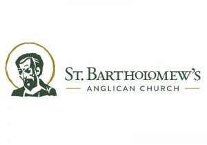 St. Barts logo white background